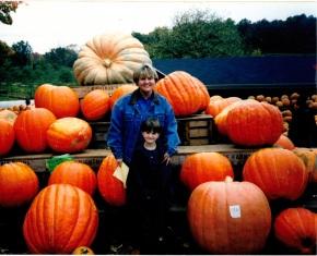 Nina and daughter